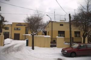 Budynek mieszkalny w Łodzi