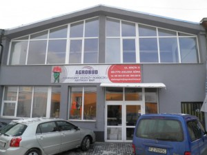 Budynek biurowo-magazynowy w Zielonej Górze